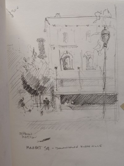 Todd Saal Sketch