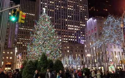 Christmas Time in New York City – Part 1