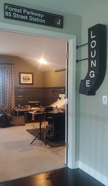 Todd Saal - The Lounge